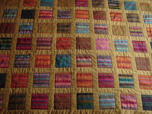 Little Swatches Quilt